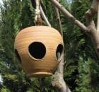 Výrobek: Ptačí budka - jablíčko