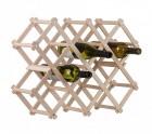 Výrobek: Dřevěný stojan na víno