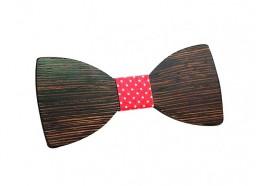 Obrázek výrobku: Dřevěný motýlek 1