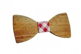 Obrázek výrobku: Dřevěný motýlek 2