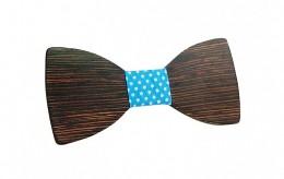 Obrázek výrobku: Dřevěný motýlek 4