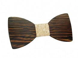 Obrázek výrobku: Dřevěný motýlek 9
