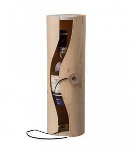 Obrázek výrobku: Dřevěná tuba na víno