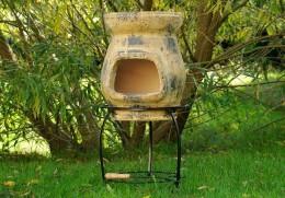 Obrázek výrobku: TERA venkovní zahradní krb - 80 cm
