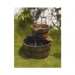 Obrázek výrobku: Zahradní kašna se dvěmi vědry