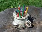 Výrobek: Tužkovník nebo pastelkovník