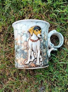 Obrázek výrobku: Hrnek 0,25l- zvířecí(různé) - pes