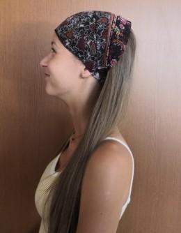 Obrázek výrobku: Látková čelenka - barevná - univerzální