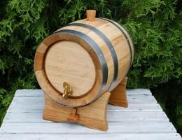 Obrázek výrobku: Soudek na víno a destiláty - dub