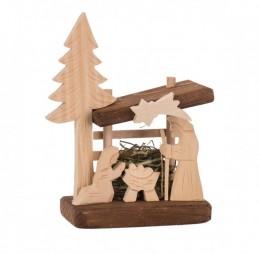 Obrázek výrobku: Betlém - borovice a lípa 2
