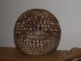 Obrázek výrobku: Keramický Svícen - koule malá