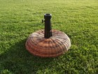 Výrobek: Ratanový stojan na slunečník