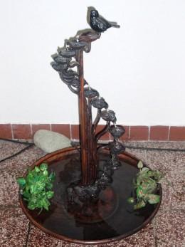 Obrázek výrobku: Pokojová fontána - ZÁVITOVÝ NAVIJÁK