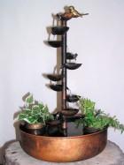Výrobek: Pokojová fontána - ŠÁLKOVÝ ZÁVIT