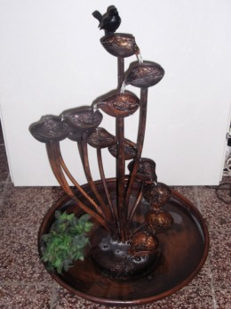 Obrázek výrobku: Pokojová fontána - VELKÝ HŘIB