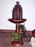 Výrobek: Pokojová fontána VARHANY MALÉ S PODSTAVCEM