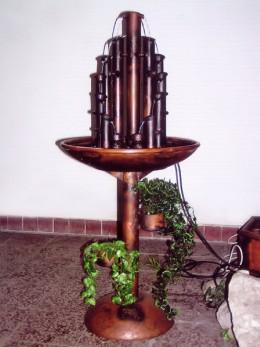 Obrázek výrobku: Pokojová fontána VARHANY MALÉ S PODSTAVCEM