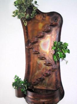 Obrázek výrobku: Pokojová fontána STĚNOVÁ STUDNA - 11 šálků