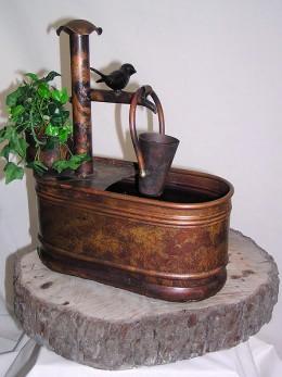 Obrázek výrobku: Pokojová fontána - PUMPA - NEJMENŠÍ