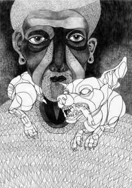 Obrázek výrobku: Děd a pes