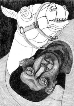 Obrázek výrobku: Chlap a kůň