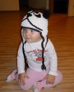 Obrázek výrobku: Dětská čepička - PES DINGO