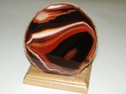 Obrázek výrobku: Achátový svícen - Jupiter