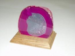 Obrázek výrobku: Achátový svícen - ROSE