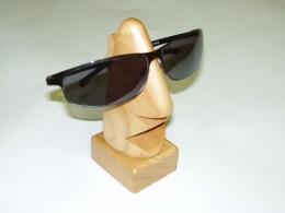 Obrázek výrobku: Nos na brýle - malý - třešeň