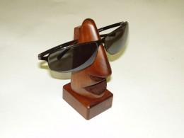 Obrázek výrobku: Nos na brýle - malý2 - třešeň