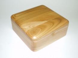 Obrázek výrobku: Šperkovnice - zaoblená - třešeň - barva přírodní