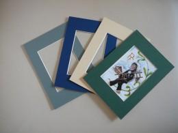 Obrázek výrobku: Kartónové pasparty