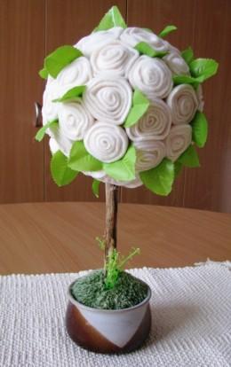 Obrázek výrobku: Bílá kytice