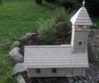 Výrobek: Kostel - bez moření