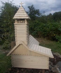 Obrázek výrobku: Kostel - včtně moření