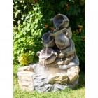 Výrobek: Zahradní kašna - fontána - DŽBÁNKY
