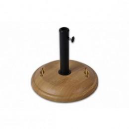 Obrázek výrobku: Stojan na slunečník - z betonu, kruhový