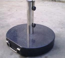 Obrázek výrobku: Stojan na slunečník (kruhový) - mramorový, 40 kg